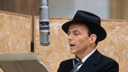 Franck-Sinatra Sentimental over you