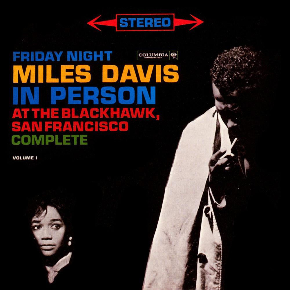 Miles Davis Blackhawck