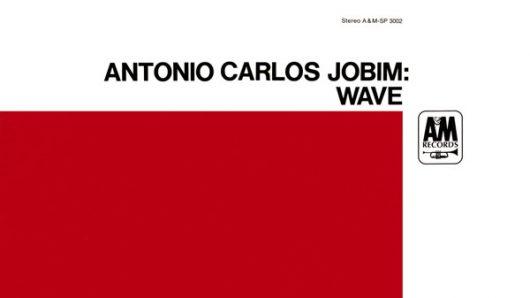 Antonio Carlos Jobim Wave Red