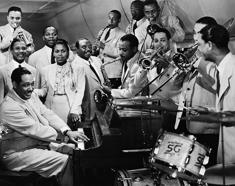 Duke Ellington Jazz Band 1