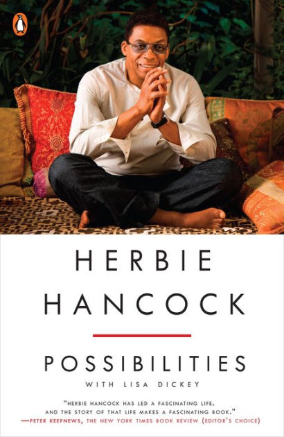 Herbie Hancock Possibilities bio