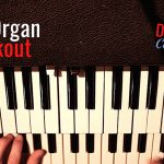 JAZZ ORGAN WORKOUT : Accompagner sur le mode DORIEN