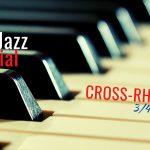 Jazz Tutoriel - polyrythmies (3/4 sur 4/4)