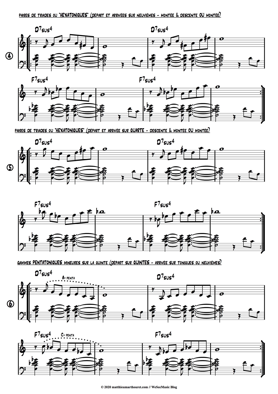 Maiden Voyage Jazz Tutoriel 2