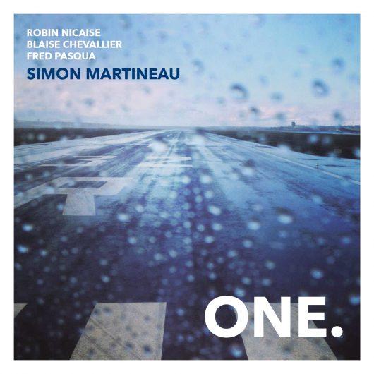 One Simon Martineau Cover