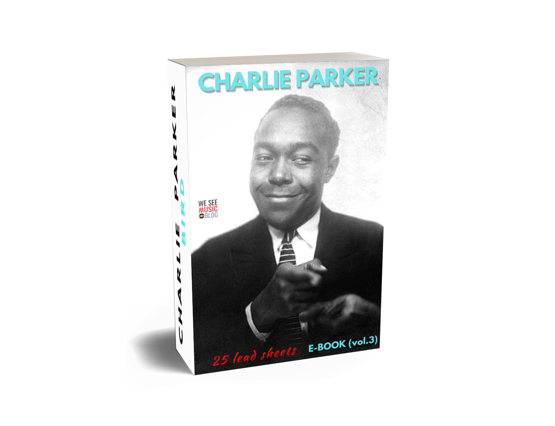 Charlie Parker E-book 3D cover