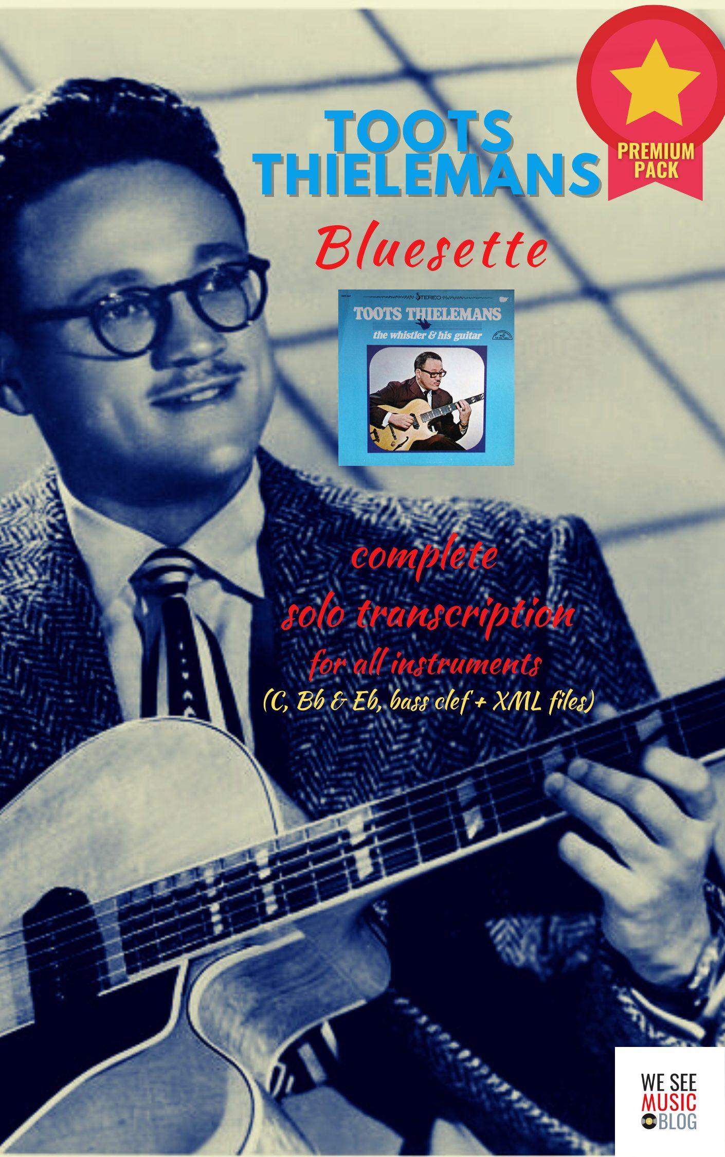 Bluesette premium version