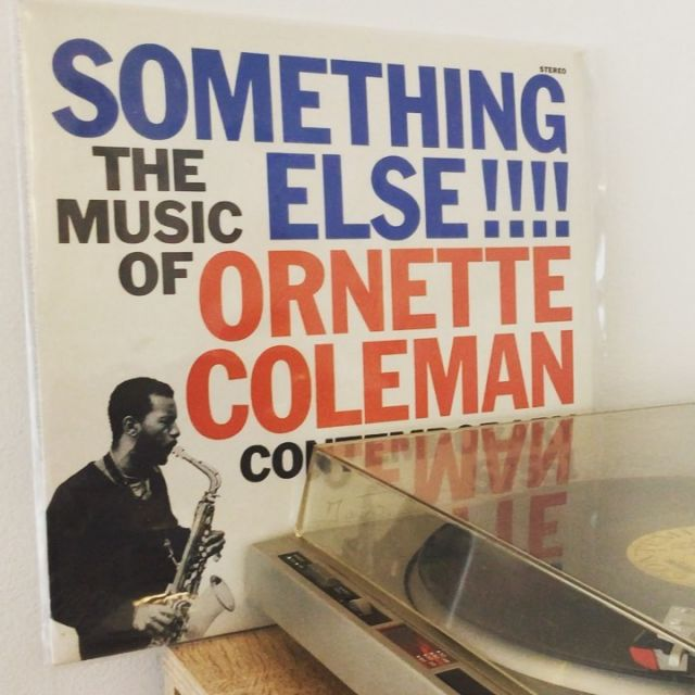 #ornettecoleman #doncherry #billyhiggins : Something Else !!!! #bornedécoute #vinyl #jazz