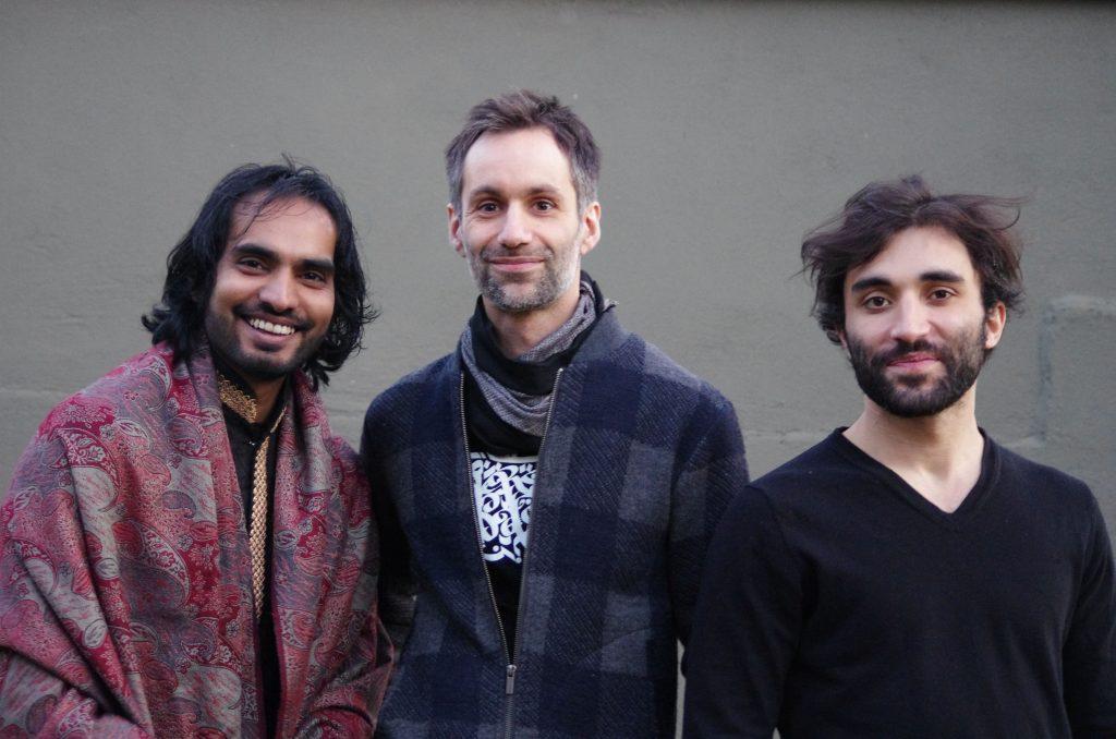 Matthieu Marthouret trio Homeland(s)