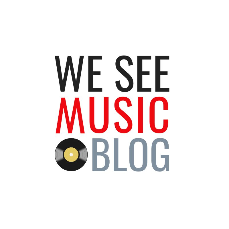 We See Music Blog logo