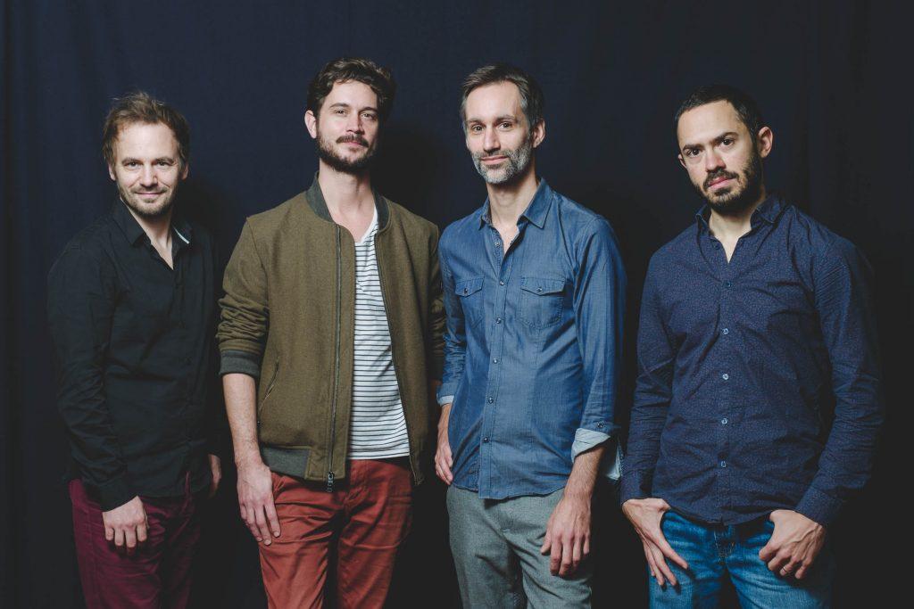 SpringBok Quartet (Photo Dimitri Louis)