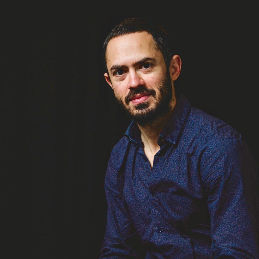 Thomas Delor (photo Dimitri Louis)