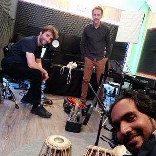 Reprise des répétitions avec HOMELAND(s) : RDV le dimanche 18 juillet @le360paris à 15h30 pour notre premier concert en version «acoustique» !