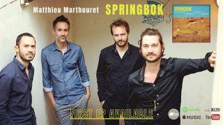Nouvel EP disponible le 1er Octobre sur toutes les plateformes (links in bio) https://ffm.to/springbok.ofp